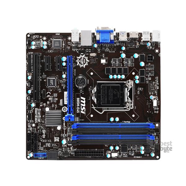 MSI B85M-E45 Intel B85