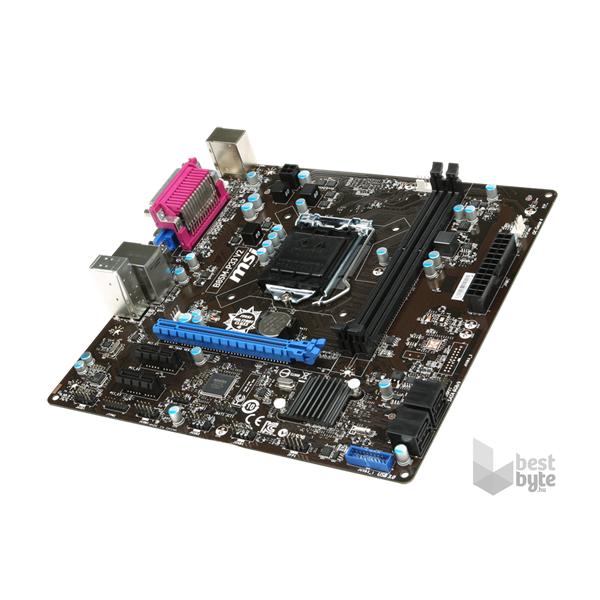 MSI B85M-P33 V2 Intel B85