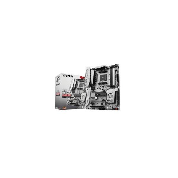 MSI X370 XPOWER GAMING TITANIUM AMD X370 AM4 ATX alaplap