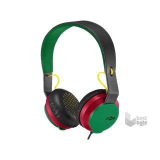 Marley EM-JH081-RA rasta fejhallgató - BestByte.hu 6125b43af6