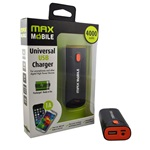 Max Mobile CLIP 4000mA power bank