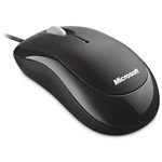 Microsoft Basic Optical Mouse Dobozos USB Fekete desktop egér