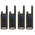 Motorola Talkabout T82 Extreme Quad walkie talkie (4db)
