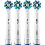 Oral-B EB50-4 pótfej 4 db Cross Action