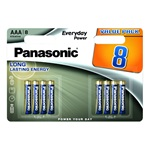 Panasonic Everyday Power alkáli AAA mikro ceruza elem 8db/bliszter