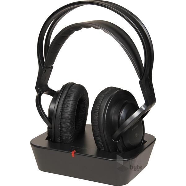 SONY MDRRF895RK vezeték nélküli fejhallgató - BestByte.hu c2c7113510