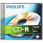 Philips CD-R80 Audio írható CD