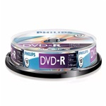 Philips DVD-R 4,7 Gb Írható DVD
