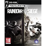 Tom Clancy`s Rainbow Six Siege PC játékszoftver