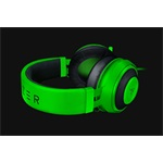 Razer Kraken Oval 3,5mm jack zöld gamer headset