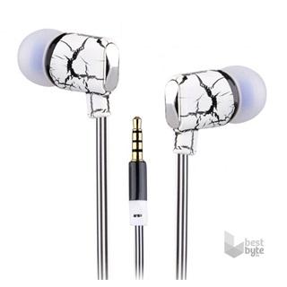 SBOX EP-813W fehér mikrofonos fülhallgató - BestByte.hu d591eb0627