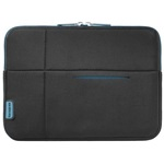 "Samsonite AIRGLOW SLEEVES 15,6"" fekete-kék notebook tok"