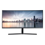 "Samsung 34"" C34H890WGU LED WQHD HDMI Display port ívelt kijelzős monitor"