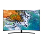 "Samsung 55"" UE55NU7502 4K UHD Smart Ívelt LED TV"