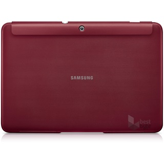 b038a80f1474 Samsung Galaxy Tab 2 10.1 piros műanyag tok - BestByte.hu