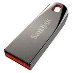 Sandisk 16GB USB2.0 Cruzer Force Ezüst (123810) Flash Drive