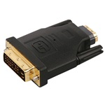 Sbox DVI A - HDMI M/F  adapter