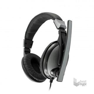 Sbox HS-302 mikrofonos fejhallgató - BestByte.hu 452e640cde