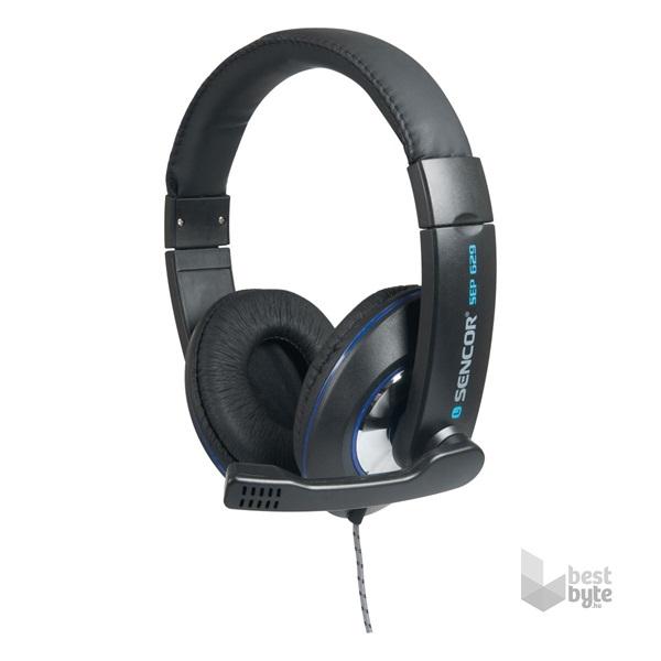 Sbox HS-401 mikrofonos gamer fejhallgató - BestByte.hu add799081d
