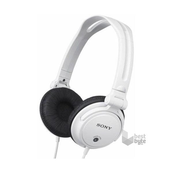Sony MDRZX110APW.CE7 fehér mikrofonos fejhallgató - BestByte.hu 957b51f35d