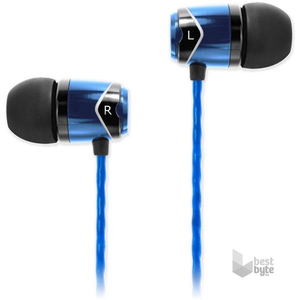 SoundMAGIC E50 In-Ear piros fülhallgató - BestByte.hu 952c104bb0
