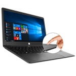 "Techbize Zin 14,1"" fekete laptop"