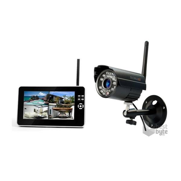 Technaxx TX-28 biztonsági kamera szett
