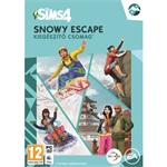 The SIMS 4 Snowy Escape PC játékszoftver