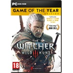 The Witcher 3: The Wild Hunt - Game Of The Year Edition PC játékszoftver