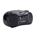 Thomson RCD210UBT Bluetooth/FM/CD/USB/MP3 fekete Boombox