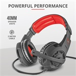Trust GXT 4310 Jaww gamer headset