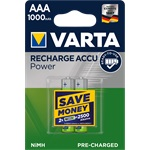 VARTA Ready2Use AAA (HR03) 1000mAh akku 2db/bliszter