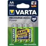 VARTA Ready2Use AA (HR6) 2100mAh akku 4db/bliszter