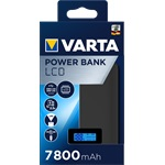 Varta 57970101111 7800mAh LCD power bank