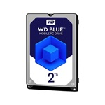 "Western Digital 2,5"" 2000GB belső SATAIII 5400RPM 128MB Blue WD20SPZX notebook winchester"