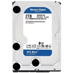 "Western Digital 3,5"" 2000GB belső SATAIII 5400RPM 256MB Blue advanced format WD20EZAZ winchester"