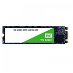 Western Digital 480GB M.2 2280 3D Green (WDS480G2G0B) SSD