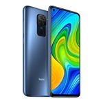 "Xiaomi Redmi Note 9 6,53"" LTE 4/128GB Dual SIM Midnight Grey okostelefon"