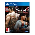Yakuza 6: The Song Of Life - Essence Of Art Edition PS4 játékszoftver