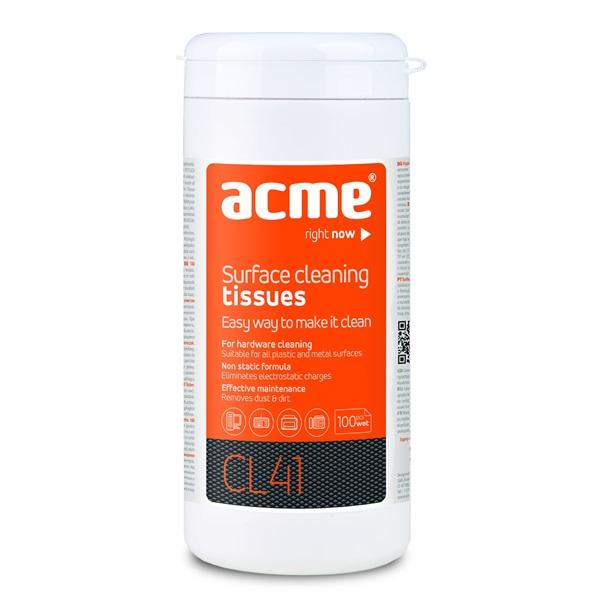 Acme CL41 felülettisztító,100db - 1