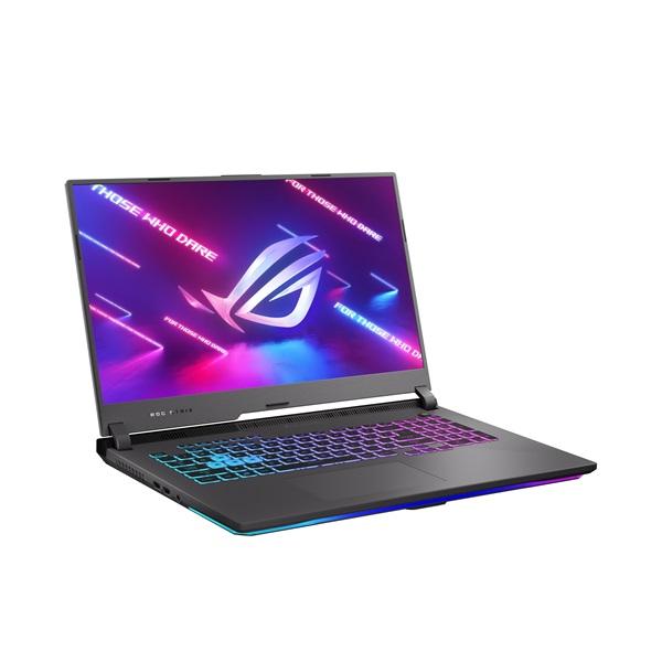 """ASUS ROG STRIX G713QE 17,3"""" szürke laptop - 2"""
