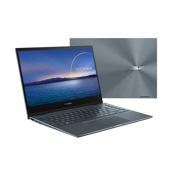 "ASUS ZenBook Flip UX363JA-EM011T 13,3"" FHD/Intel Core i7-1065G7/16GB/512GB/Int. VGA/Win10/szürke laptop"