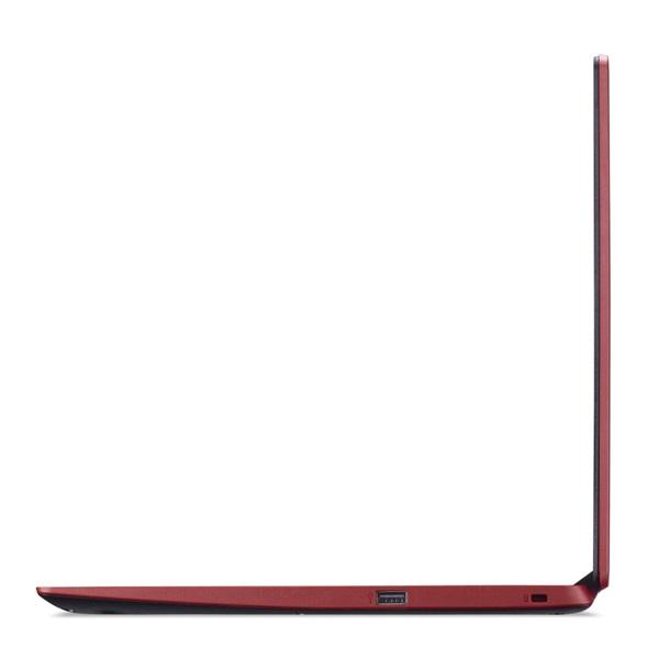 "Acer Aspire 3 A315-56-34E5 laptop (15,6""FHD/Intel Core i3-1005G1/Int. VGA/8GB RAM/1TB) - piros - 6"