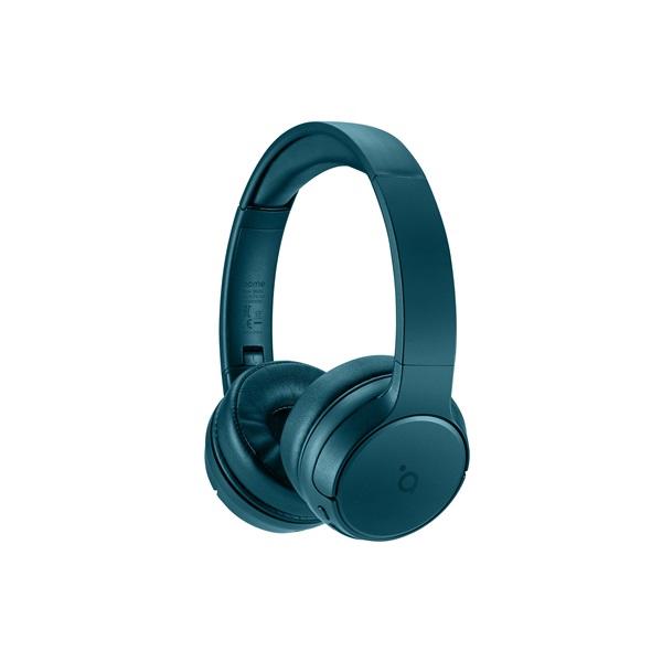 Acme BH214T On-ear Bluetooth mikrofonos kékeszöld fejhallgató a PlayIT Store-nál most bruttó 15.999 Ft.