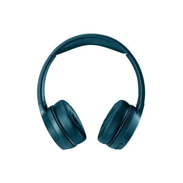 Acme BH214T On-ear Bluetooth mikrofonos kékeszöld fejhallgató - 2