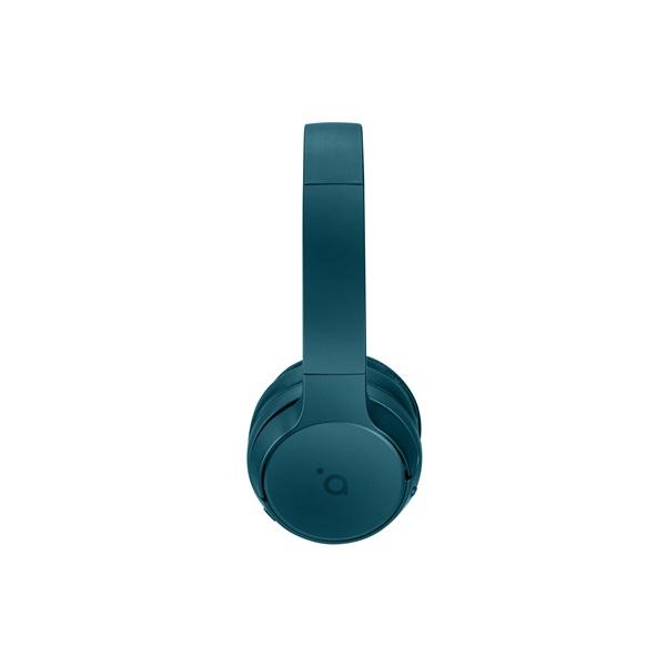 Acme BH214T On-ear Bluetooth mikrofonos kékeszöld fejhallgató - 3