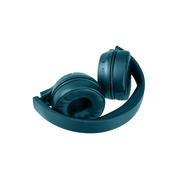 Acme BH214T On-ear Bluetooth mikrofonos kékeszöld fejhallgató - 5