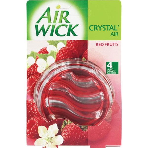 AirWick crystal Air erdei gyümölcs illatosítógél - 1