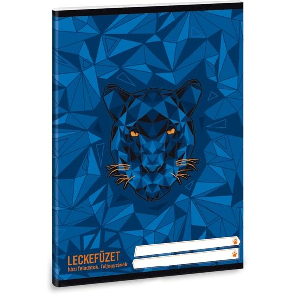 Ars Una Black Panther A5 leckefüzet - 1
