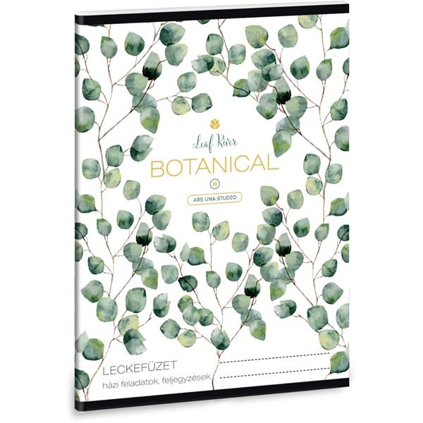 Ars Una Botanic Leaf A5 leckefüzet - 1
